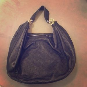 Gucci Hobo Bag with Dust Bag